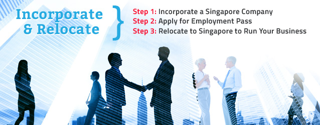 incorporate-and-relocate Business Immigration to Singapore