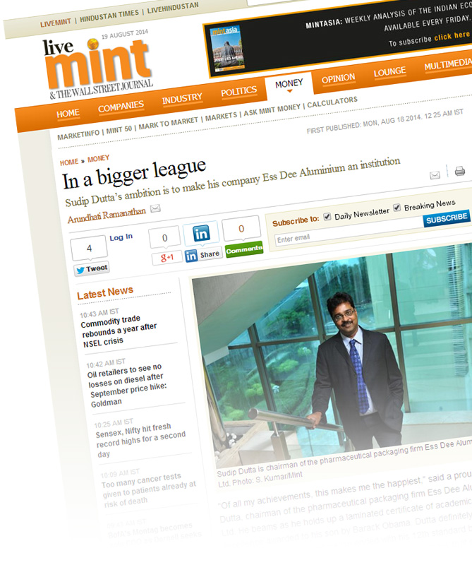 live-mint Rikvin Client Featured in Live Mint