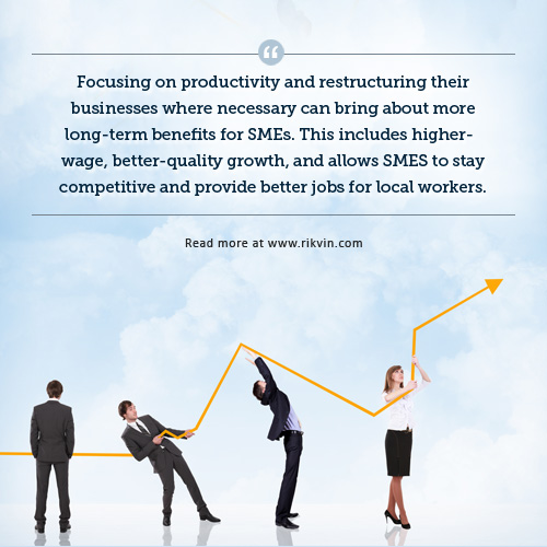 local-SMEs-to-increase-spending Local SMEs To Increase Spending on New Technology and Assets
