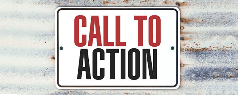 Your call-to-action is not clear